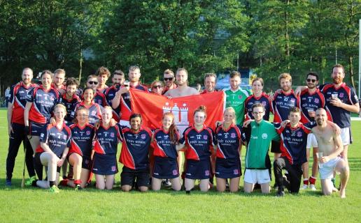 Hamburg GAA at Cultec European Championship 2018 Round1